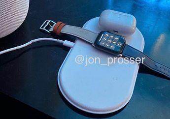 Bocoran Purwarupa AirPower yang Mendukung Charging Apple Watch