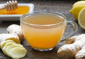 Minum Ramuan Jahe dan Jeruk Nipis Sebelum Tidur, Rasakan Manfaat Tak Terduga Ini