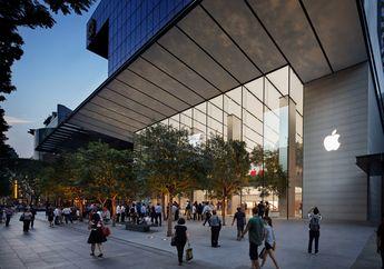 Apple Store di Singapura Mulai Dibuka Kembali Tanggal 24 Juni