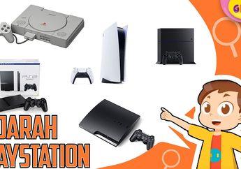 Penggemar Harus Tahu! Inilah Sejarah PlayStation dari Tahun ke Tahun, Kini Spesifikasinya Semakin Keren