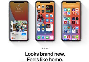 Apple Bagikan Update iOS 14 dan iPadOS 14 Versi Public Beta 5