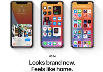 Selamat Datang iOS 14! Home Screen Baru, App Clips dan Peningkatan Privacy
