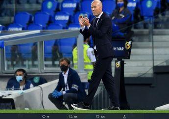 Diakui Penting Bagi Zidane, Pemuda Milik Real Madrid Diincar AC Milan