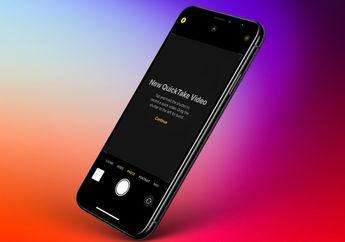 Di iOS 14 Fitur QuickTake Camera Diperluas ke iPhone XS, XR dan XS Max