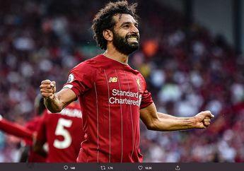 Lihat Mo Salah Ganti Gaya Rambut, Pemain Liverpool Ini  Beri Komentar Jenaka