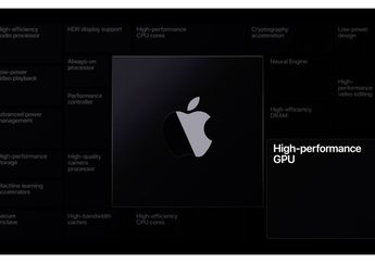 Mantan Insinyur Intel Ungkap Alasan Apple Bikin CPU Apple Silicon