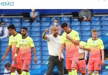 Man City Vs Real Madrid Liga Champions, Sesumbar Pep Guardiola Lukai El Real