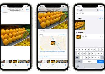 Photos di iOS 14 Akhirnya Mendukung Fitur Caption Foto dan Video