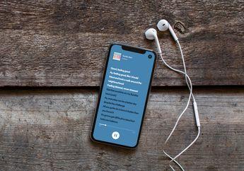 Ikuti Jejak Apple Music, Spotify Luncurkan Fitur Real Time Lyrics