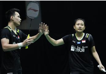 Swiss Open 2021 - Rinov/Pitha Akui Sesal yang Mengganjal Usai Jadi Satu-satunya Wakil Indonesia yang Lolos di Hari Pertama