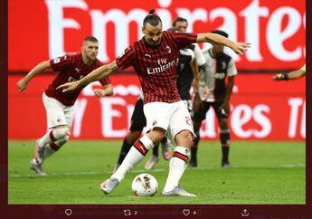 Bawa AC Milan Tumbangkas Juventus, Ibrahimovic Klaim Hal Muluk Ini!