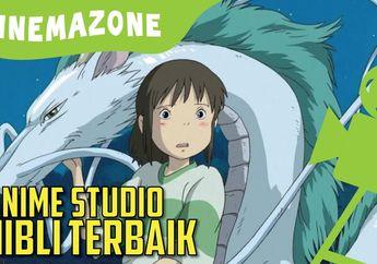 5 Kartun Ghibli Terbaik yang Bisa Kamu Tonton untuk Hilangkan Bosan di Rumah