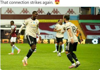 Pogba Tepis Rumor Hengkang dari Manchester United Demi Mimpi Besar Ini
