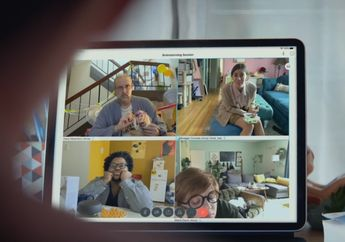 Apple Bagikan Video Parodi Bertema Apple at Work (from Home)