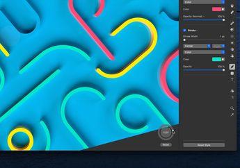 Pixelmator Pro 1.7 Sequoia: Type Tool Baru dan Peningkatan Machine Learning