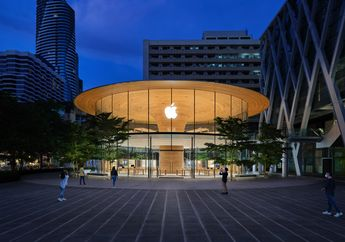 Apple Central World di Bangkok Siap Dibuka Jumat, 31 Juli 2020
