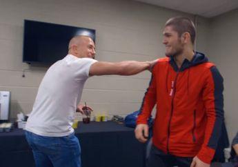 Legenda UFC Sebut 5 Petarung Berstatus GOAT, Tak Ada Khabib Nurmagomedov?