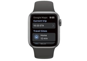 Google Maps for Apple Watch Kini Sudah Tersedia di App Store