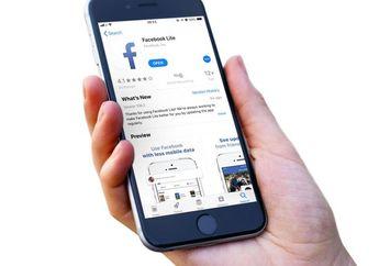 Sepi Inovasi, Facebook Hapus Aplikasi Facebook Lite for iOS