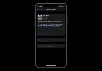 Update iOS 13.6.1 Rilis, Bereskan Masalah Layar Hijau di iPhone 11