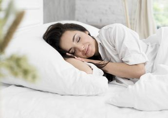3 Kebiasaan Tidur Ini Dianggap Wajar, Ternyata Bikin Nyawa Melayang!