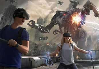 Apple Diam-Diam Akusisi Startup Teknologi VR Bernama Spaces
