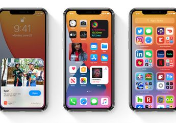 iOS 14.2 Beta 3 Sudah Dapat Diunduh Kalangan Apple Developer