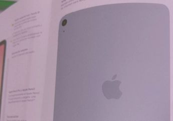 Bocoran Dokumen iPad Air 4 Ungkap Desain Layar Penuh dan Touch ID