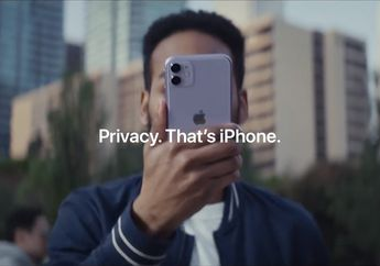 (Video) Iklan iPhone Sindir Masalah Privasi di Dunia Digital