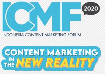 Terus Berinovasi dan Beradaptasi, Indonesia Content Marketing Forum 2020 Hadir Secara Online