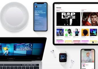 Apple Daftarkan Beragam Domain dengan Nama Apple One, Kapan Rilis?