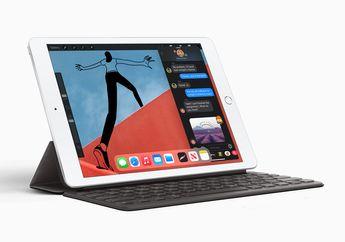 iPad Generasi ke-8 Resmi Meluncur dengan Performa yang Lebih Garang