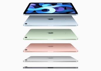 Apple Kenalkan iPad Air 4 dengan CPU A14 Bionic dan Touch ID di Home Button