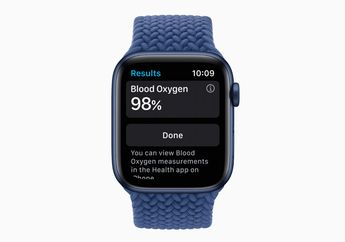 Blood Oxygen di Apple Watch Series 6 Dapat Digunakan di Indonesia