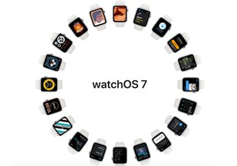 watchOS 7 Resmi Rilis: Sleep Tracking, Watch Faces, Family Setup
