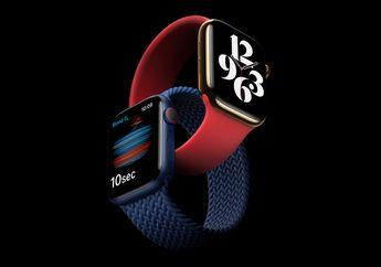 Selamat Datang Apple Watch Series 6! Sensor Blood Oxygen dan Warna Baru