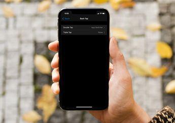 Cara Menggunakan Fitur Back Tap di iOS 14, iPhone Apa Saja yang Mendukung?