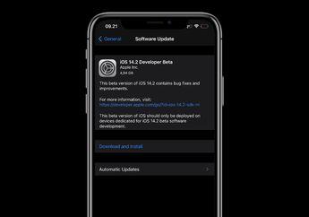 Gerak Cepat, Apple Bagikan Update iOS 14.2 Beta 1 untuk Developer