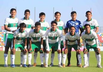 Menu Timnas U-19 Indonesia Diatur Ketat, Ini yang Wajib Dikonsumi di Kroasia