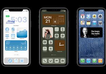 Trik Ganti Ikon iOS 14 Viral, Pinterest Pecahkan Rekor Unduhan