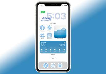 Cara Menghias Homescreen iPhone iOS 14, Tampil Lebih Estetik!