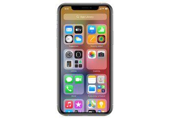 Kupas Tuntas Fitur App Library di iPhone iOS 14, Homescreen Lebih Rapi