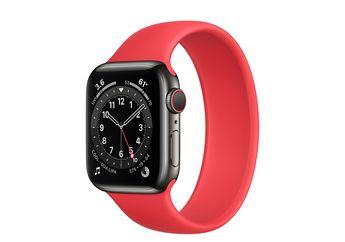 Pemesan Apple Watch dengan Solo Loop Salah Ukuran Harus Kembalikan Sepaket