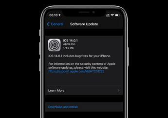 Update iOS 14.0.1 Bereskan Masalah Kamera Blank di iPhone 7 dan iPhone 7 Plus