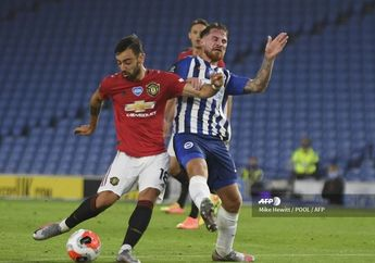 Link Live Streaming Brighton vs Manchester United, Sabtu 26 September 2020
