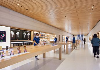 Apple Berhenti Jual Earphone dan Headphone Pihak Ketiga di Apple Store
