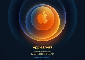 Apple Event 'Hi Speed' 13 Oktober, Diprediksi Kenalkan iPhone 12