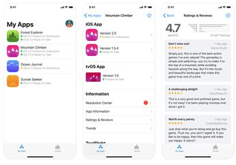 Update App Store Connect Tambah Integrasi Testflight dan Ikon Baru