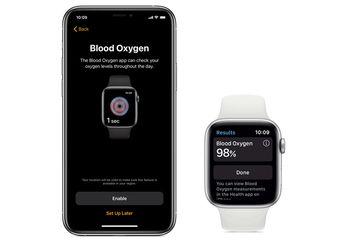 Bukan Fitur Kesehatan, Blood Oxygen Apple Watch Lebih Bebas Daripada ECG