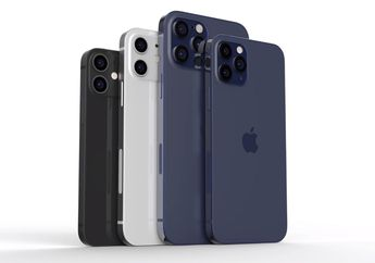 Bocoran Lengkap iPhone 12: Harga, Warna, Spek dan Tanggal Rilis
